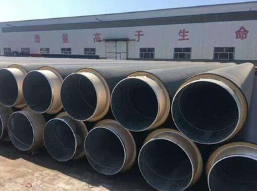 中国直埋保温管市场报价延续下跌走势
